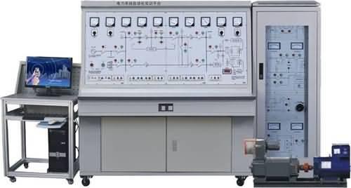 sgdl-02 电力系统自动化实训平台