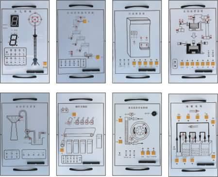 洗衣机系统  16)plc016 电镀系统  17)plc017 基础实验  18)18)三菱pl
