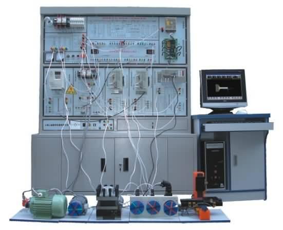 实训用设备的主轴电路图