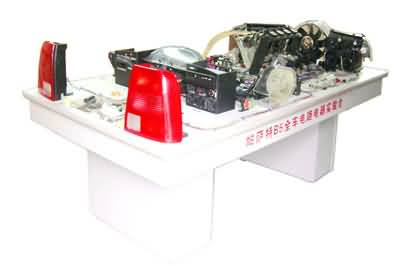 sg-dq16 智能型帕萨特b5全车电路电器实习台(常见故障