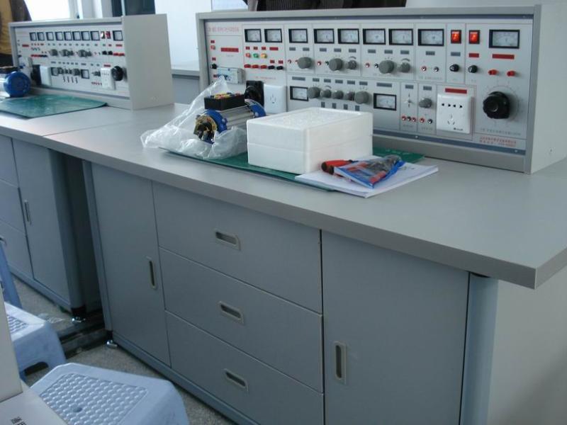 电力拖动模拟软件_SG-855G通用电工、电子、电拖实验与技能实训考核实验室成套设备 ...